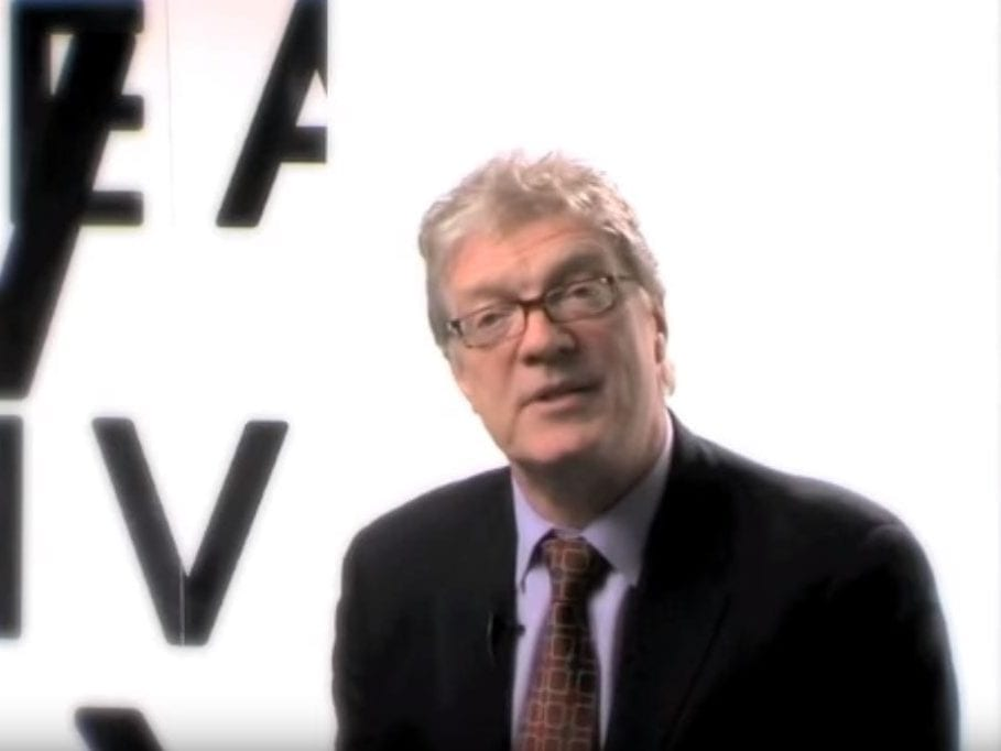 Ken Robinson Video