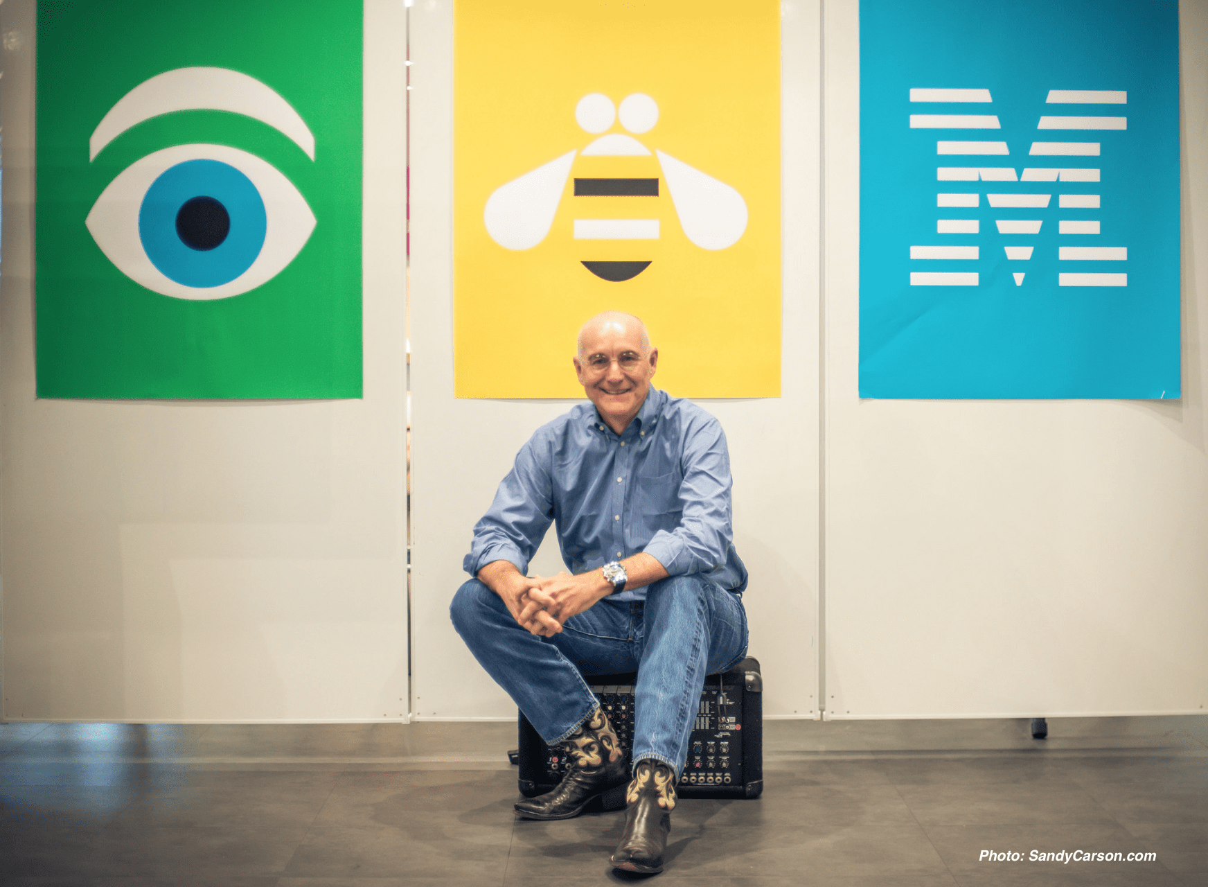 Photo of IBM's Phil Gilbert