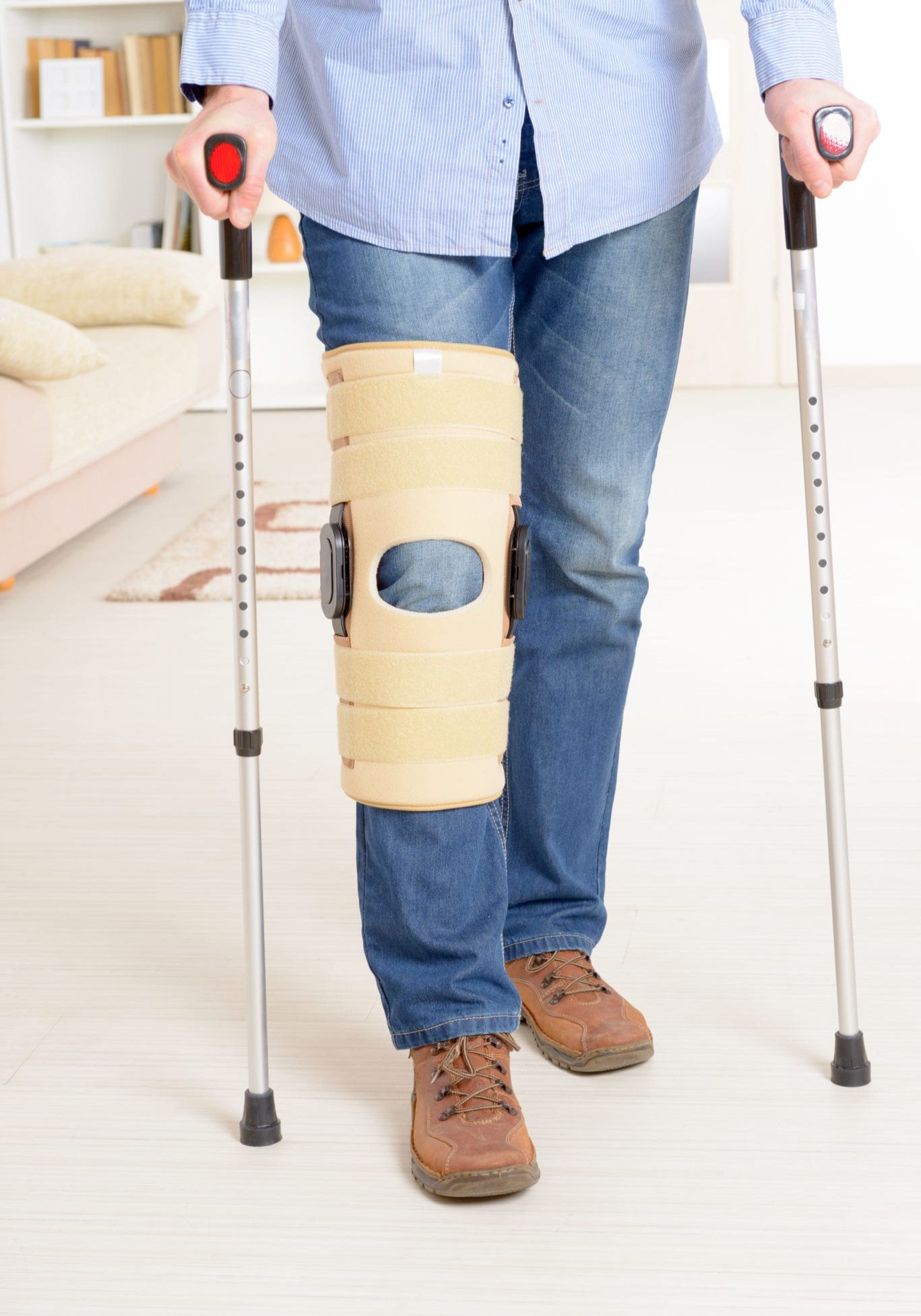 Job injury, workers compensation benefits, disability