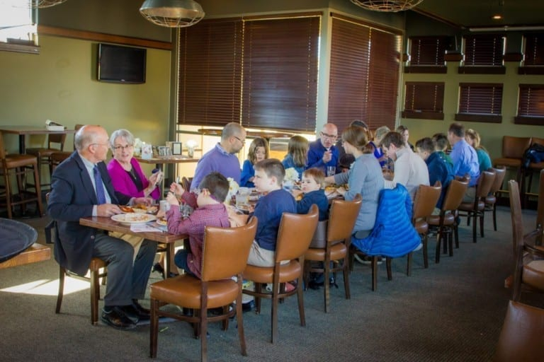 Events - 50th Anniversary Brunch